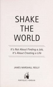 Cover of: Shake the world