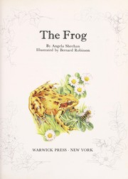 Cover of: The frog