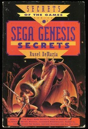 Sega Genesis Secrets by Rusel DeMaria