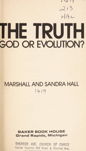 The truth by Marshall Hall