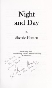 Cover of: Night and day | Sherrie Hansen