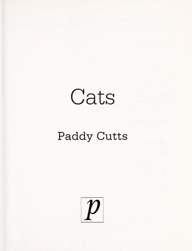 Cats (Pocket Reference) by