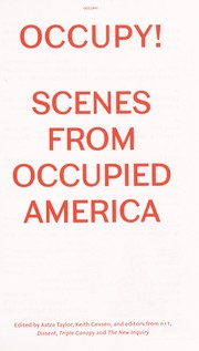 Cover of: Occupy!