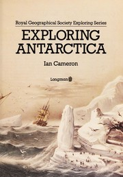 Cover of: Exploring Antarctica (Royal Geographical Society Exploring Series)