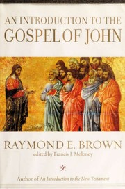 Cover of: An introduction to the Gospel of John