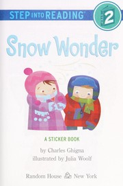 Cover of: Snow wonder