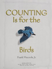 Cover of: Counting Is For The Birds |