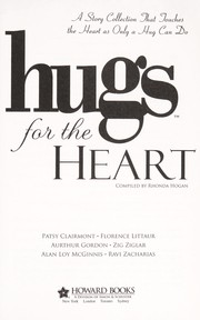 Cover of: Hugs for the heart | c ompiled by Rhonda Hogan.
