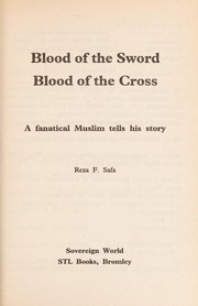 Cover of: Blood of the Sword - Blood of the Cross