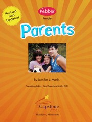 Cover of: Parents | Jennifer Marks