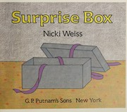 Cover of: Surprise box