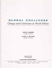 Cover of: Global challenge