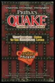 Cover of: Quake Game Secrets