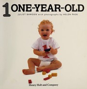 Cover of: 1 One Year Old