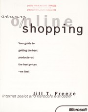 Cover of: Savvy online shopping | Jill T. Freeze