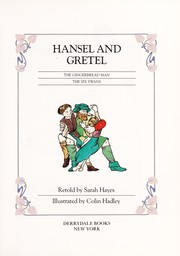 Hansel and Gretel Read Me a Story (Read Me a Story Series)