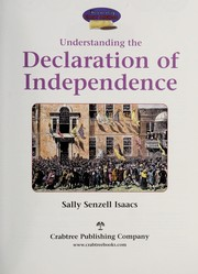 Cover of: Understanding the Declaration of Independence