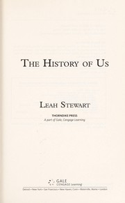 Cover of: The history of us