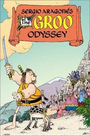 Cover of: The groo odyssey