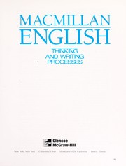 Cover of: Macmillan English 9 | Elizabeth Ackley