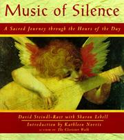 Cover of: The music of silence