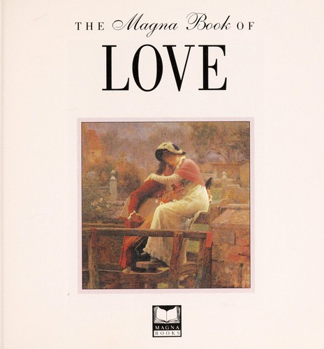 Magna Book of Love by Fleur Robertson