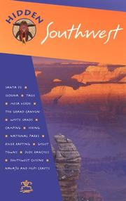 Cover of: Hidden Southwest (Hidden Southwest, 5th ed) | Laura Daily