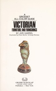 Cover of: Victorian furniture and furnishings