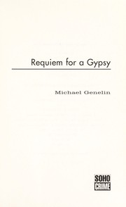 Cover of: Requiem for a gypsy | Michael Genelin
