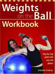 Cover of: Weights on the Ball Workbook | Steve Stiefel