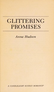 Cover of: Glittering Promises | Anna Hudson