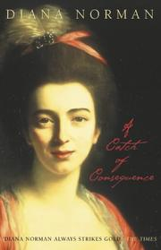 Cover of: A catch of consequence