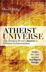 Cover of: Atheist Universe | David Mills