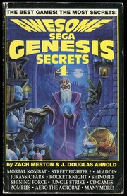 Cover of: Awesome Sega Genesis Secrets 4