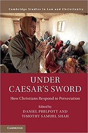 Cover of: Under Caesar's Sword |