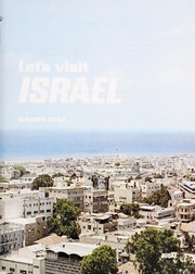 Cover of: Let's visit Israel