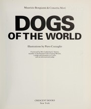 Cover of: Dogs Of The World | Maurizio Bongianni