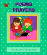 Cover of: Poems and Prayers