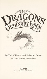 Cover of: The dragons of Ordinary Farm