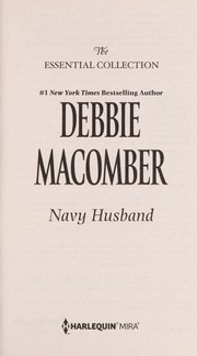 Cover of: Navy husband | Debbie Macomber
