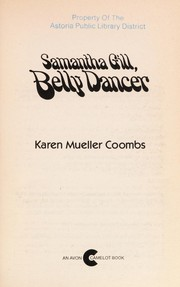 Cover of: Samantha Gill, Belly Dancer
