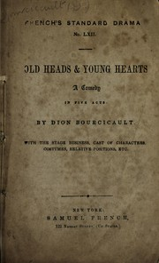 Cover of: Old heads & young hearts