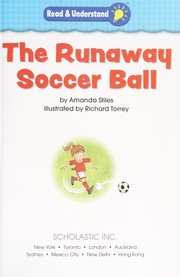 Cover of: The runaway soccer ball | Amanda Stiles