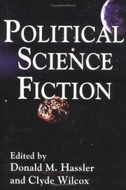 Cover of: Political science fiction