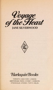 Cover of: Voyage Of The Heart | Jane Silverwood
