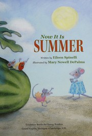 Cover of: Now it is summer