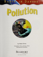 Cover of: Pollution | Helen Orme