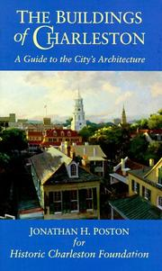 Cover of: The buildings of Charleston