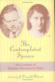 Cover of: The contemplated spouse