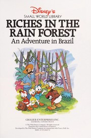 Cover of: Riches in the Rain Forest |